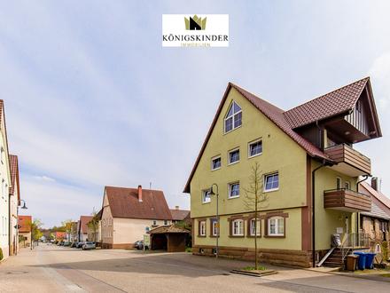 Schönes komplett saniertes 3-Familienhaus in Schwaigern-Stetten a. H.