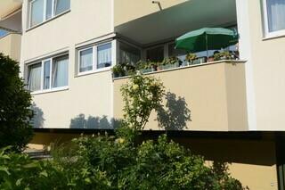 Sonnige 2-Zimmer Wohnung, ruhige Lage, Salzachnähe, sehr gepflegtes Mehrfamilienhaus