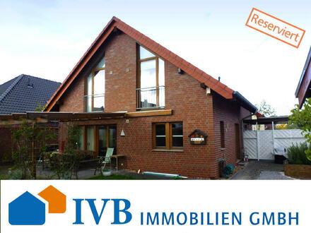 Neuwertiges Einfamilienhaus in zentraler Wohnlage von Herford-Elverdissen!
