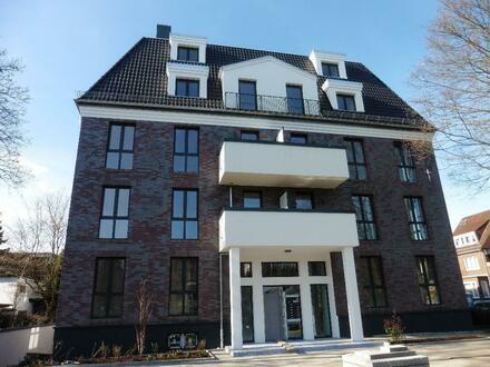 Neubau in Schwachhausen: Gepflegte Drei-Zimmer-Wohnung mit Küche und Stellplatz