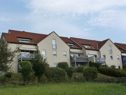 Ruhige 3-Zimmer-Wohnung mit Aussicht über Pegnitz