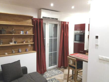 ....sehr schöne möblierte 2 Zi.-Wohnung in Funtana Kroatien