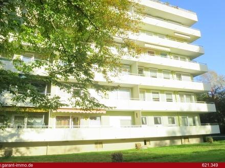* Großzügige 3 Zimmer-Wohnung - Balkon - S-Bahnnähe - bezugsfrei *