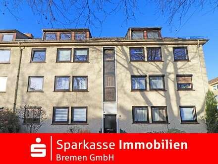 Eigentumswohnung mit Potential für Kapitalanleger und Immobilieneinsteiger