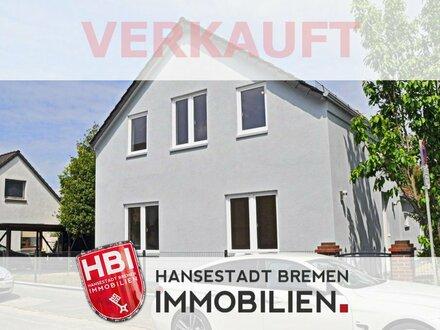 Blumenthal / Modernisiertes Einfamilienhaus in ruhiger Wohnstraße mit Carport