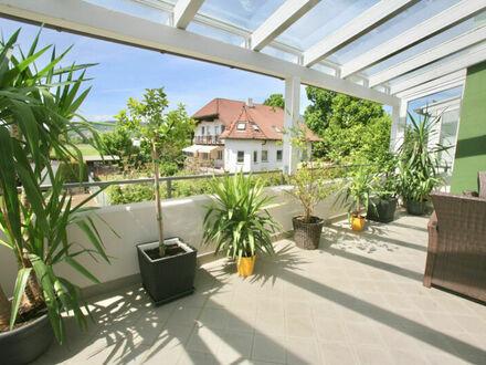 Klagenfurt Nord - Tessendorf: großzügige 3-ZI-Wohnung mit überdachter Terrasse und Tiefgaragenstellplatz