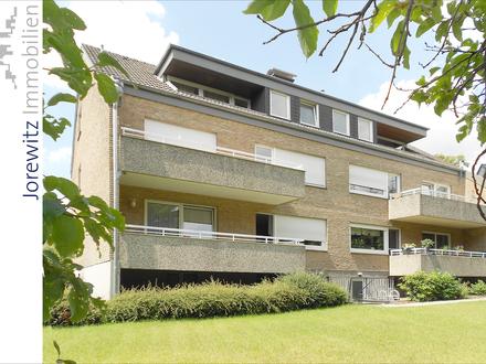 Bielefeld-Brackwede: Ruhige 3 Zimmer-Wohnung mit Sonnenbalkon