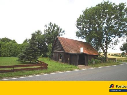 Lückenbebauung plus Wiese im Ortsteil Dehmke