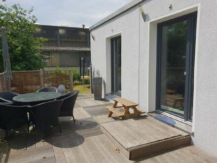 Mobiler Passivhaus-Bungalow mit moderner Ausstattung