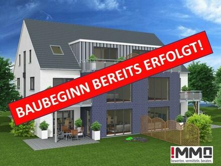 Lübbecke: stilvolle & hochmoderne Eigentumswohnungen mit Blick auf das Wiehengebirge – Erstbezug 2020