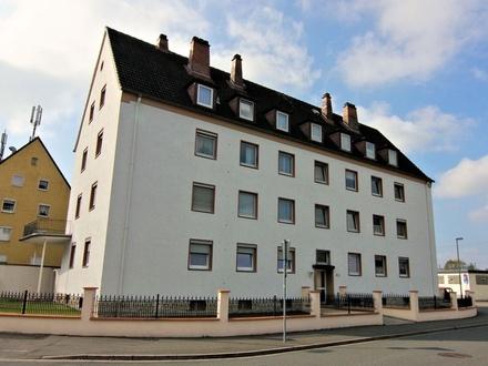 Helle 3-Zimmer-Wohnung in Coburg, Nähe Schwimmbad