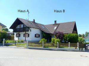 Zwei EFH auf einem Grundstück, Heldenstein, Ideal für Großfamilie, Geschwister, Generationen-