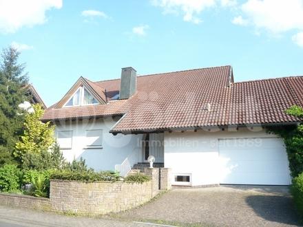 Traumhaftes Einfamilienhaus mit großem Garten und tollem Blick!