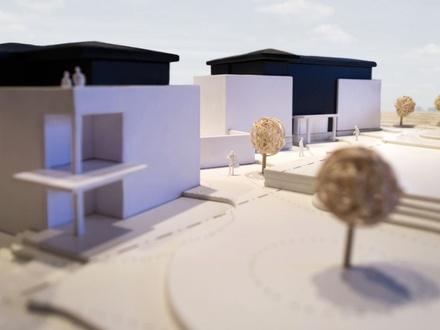 101 m²-Wohnung mit großem Westbalkon in traumhafter Stadtlage (Neubau-Erstbezug)