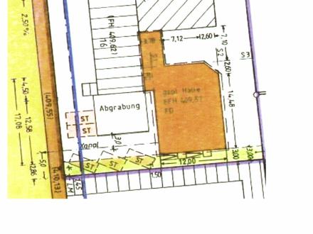 Top gelegenes Gewerbeareal mit Wohnung, Fabrikation, Büro und Lager in Leinfelden Echterdingen