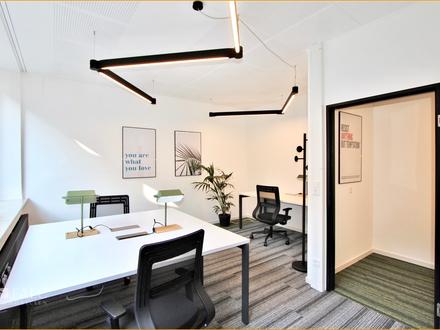SleevesUp! Flexible Büroräume