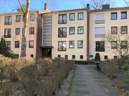 Grambke! Kapitalanlage-Vermietete 3 Zimmer-Eigentumswohnung mit Balkon!