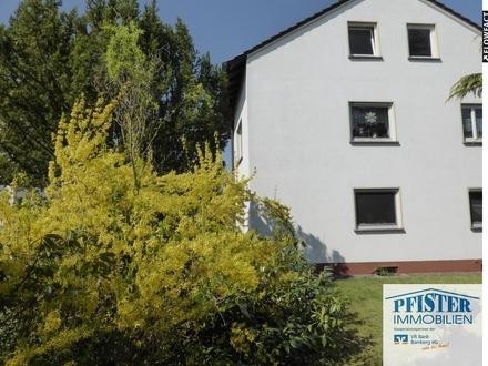 Sonnige 4 Zimmer Wohnung mit Balkon