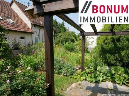 Tolle 3,5-Zimmer-Wohnung in einem gepflegten 2-Familienhaus mit großem Gartenanteil