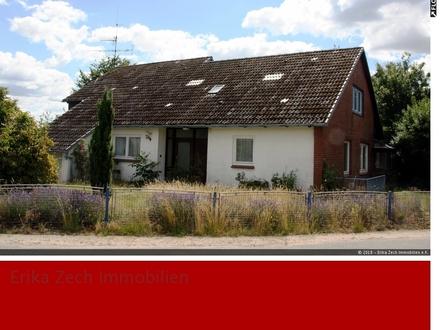 Mehrgenerationenhaus oder Wohnen und Arbeiten in 23795 Bad Segeberg