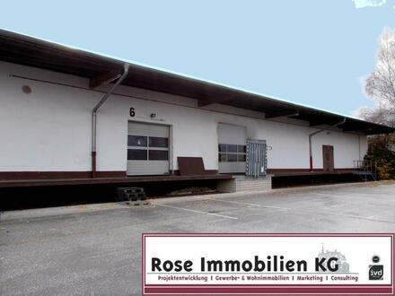 ROSE IMMOBILIEN KG: Lager-/Produktionsflächen mit sehr guter Anbindung an A2/A30