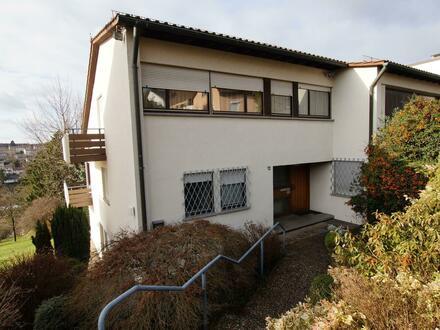 Attraktives Einfamilienhaus mit Einliegerwohnung in Esslingen-Wiflingshausen