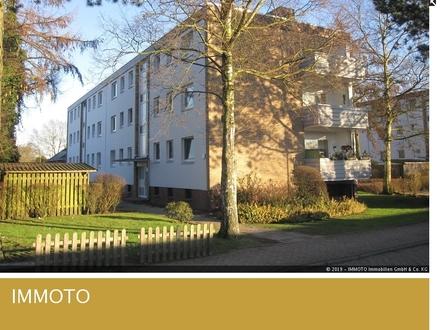Niedliche 2 Zimmerwohnung mit Balkon in Oldenburg-Kreyenbrück!