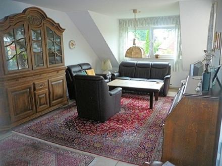 Schicke Maisonettewohnung im 2 Familienhaus in MS-Hiltrup!