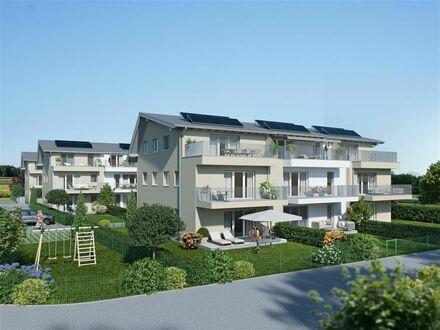 Erstbezug! 3-Zi. Wohnung in Wals-Viehhausen