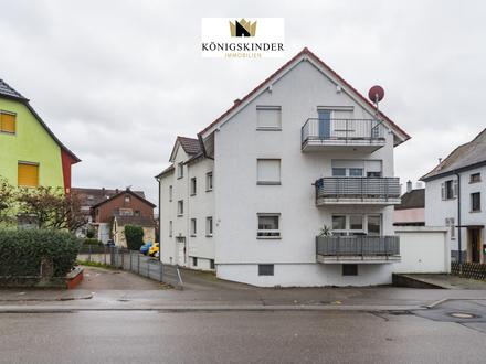 2-Zimmerwohnung mit Terrasse in Bad Friedrichshall / Jagstfeld