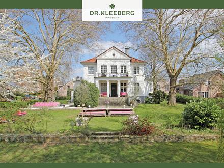 Denkmalgeschützte und liebevoll renovierte Villa in Münster-Kinderhaus