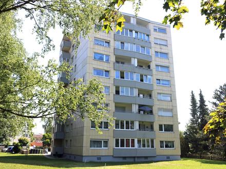 Gut geschnittene 3-Zimmerwohnung mit Südbalkon
