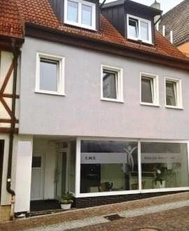 Wohnhaus mit Gewerbeanteil zentral in Giengen *Seht gute Rendite*