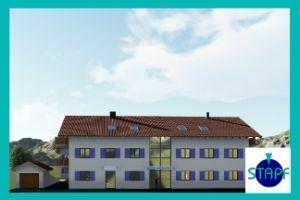 Stapf Immobilien - 4 Zi. Wohnung Neubau in Pfronten-Ried