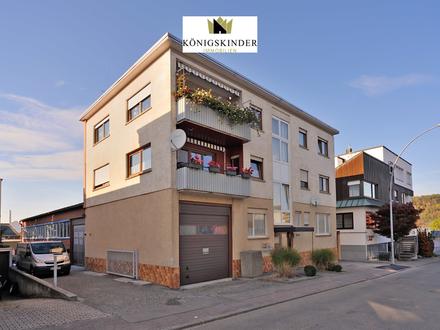 3-Familienhaus in attraktiver Lage mit integrierter Gewerbefläche in Deizisau zu verkaufen
