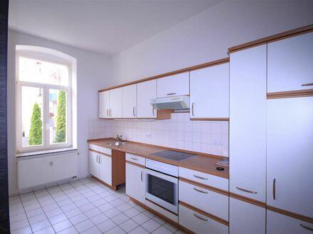 +++94m²!! 3-R.-W. mit Balkon + Einbauküche in Schloßchemnitz+++