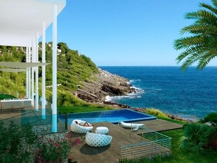 Mallorca: Traumvilla mit Sonnenuntergangsgarantie