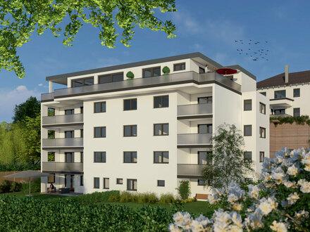 Neubau-Wohnung: direkt vom Bauträger - provisionsfrei