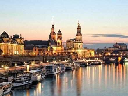 Vollhotel mit 120 Betten in Vorort von Dresden