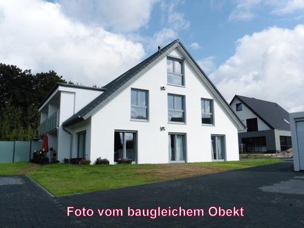 Großzügige 4 Zimmer Neubau – Maisonettewohnung in Kirchlengern