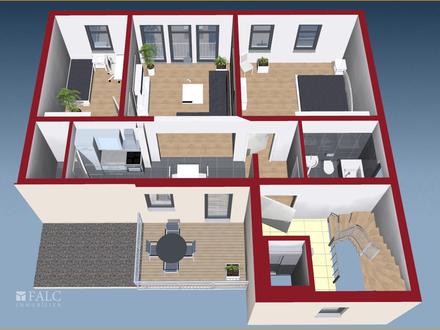 Minuszinsen oder doch lieber Immobiliengold? Mit einer provisionsfreien 3-Zimmer Eigentumswohnung?
