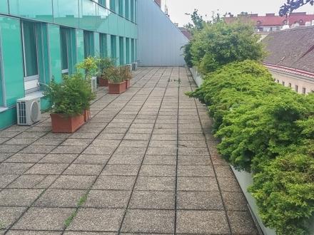 Premium Office mit Terrasse in der Floragasse