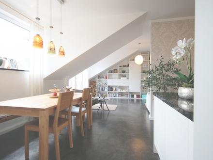 Sehr geschmackvolles Zuhause mit Anspruch - wunderschön gestaltete Innenräume
