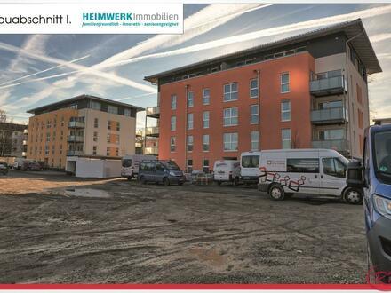 Moderne 2-Zimmer Neubauwohnung in Waldkraiburg!++Robert Decker Immobilien++