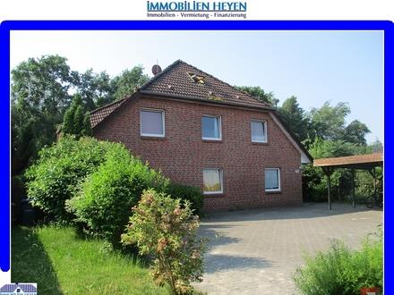 Geräumige Obergeschoss-Wohnung in Aschendorf