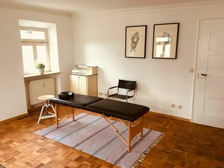 Praxisraum / Seminarraum / Yoga / Therapie / Meditation