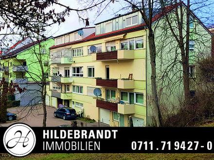 Traumhafte 4-Zimmer-Wohnung mit perfektem Grundriss, Balkon, EBK und Garage !
