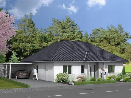Geschmackvoller Neubau-Bungalow mit Ausbaureserve in Löhne-Melbergen