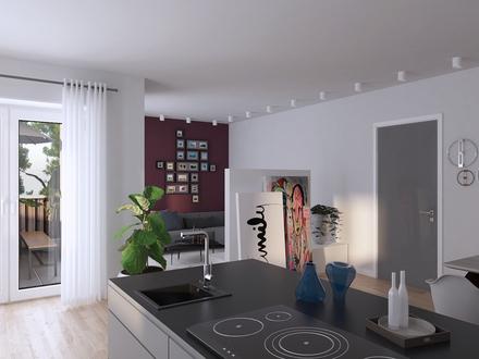 Neubau - Wohnprojekt Sonnendorf Velden Top D2