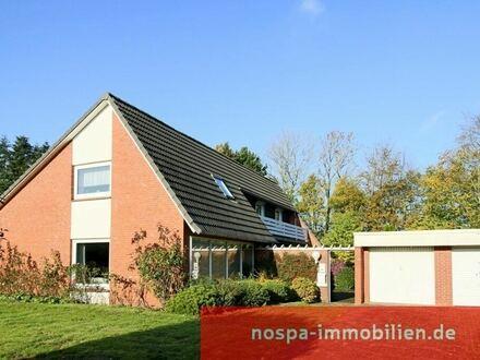 Unterkellertes Einfamilienhaus mit Garage, Sauna und Terrasse mit viel Wohn- und Nutzfläche!